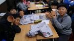 서울목동청소년수련관 꿈 플러스 역사는 내친구 프로그램에 참여하고 있는 청소년