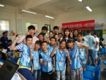 농어촌청소년육성재단이 2016 꿈과 사람 속으로, 청소년 해외 자원봉사활동을 실시하였다