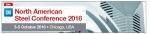 CRU그룹이 주최하는 북미 철강 컨퍼런스가 2016년 10월 3일부터 5일까지 미국 시카고에서 개최된다