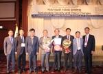 도로교통공단이 9월 23일 서울올림픽파크텔에서 열린 한국정책학회의 추계학술대회 겸 국제학술대회에서 한국정책상을 수상했다