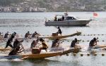 제1회 해양수산부장관배 아시아드래곤보트대회가 성공리에 폐막했다