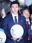 배우 현빈의 국내외 팬들이 그의 35번째 생일을 기념하여 캄보디아에 우물을 후원했다