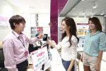 LG유플러스가 19일부터 갤럭시 노트7 제품 교환 서비스를 전국 유플러스 매장 및 판매점에서 시행한다