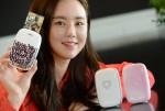 LG전자가 21일 초소형 포토 프린터인 포켓포토 신제품 3종을 출시했다