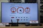 SK브로드밴드가 케이블의 추가 증설없이 아파트 건물에 시설된 기존 케이블 2페어(4가닥)를 활용해 상하향 각각 최대 1Gbps 인터넷 속도 제공이 가능한 솔루션을 세계 최초로 개발했다