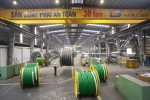 LS전선 베트남 법인이 하노이 삼성디스플레이 공장에 전력 케이블을 공급한다