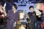 LG생활건강의 자연발효 화장품 숨37이 21일 오후, 론칭 9주년을 맞아 9명의 왕홍과 '무빙 뷰티쇼 999'를 개최했다