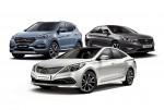 현대자동차는 간판 모델인 쏘나타, 그랜저, 싼타페 모델에 대해 총 5천대 한정으로 5%에서 최대 10%까지 할인하는 KSF 연계 프로그램을 실시한다