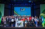 브라질 리우데자네이로에서 KWN 글로벌 콘테스트 2016 시상식이 열렸다