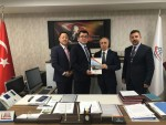 터키 국토해양부 해양담당 실무총책임자 회의 및 논의 진행