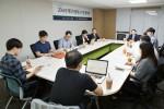 한국예탁결제원(사장 유재훈)이 26일(월) 한국예탁결제원 서울사옥에서 캡테크 업체 관계자를 대상으로 2016년 제3차 '캡테크 지원 협의회'를 개최했다