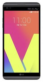 SK텔레콤이 29일 출시하는 명품 사운드폰 LG V20 제품 이미지다