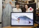 삼성전자가 10월 1일부터 15일까지 열리는 '부산디자인스팟(BUSAN DESIGN SPOT)'을 공식 후원하고, 주요 디자인 명소에 세리프 TV를 전시한다