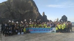 2016년 독도지킴이학교 2차 탐방단