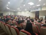 동명대 양승택 전 총장이 초청 'IT강국, 대학의 역할'이란 주제로 특강을 열었다