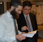 탈무드랜드가 31일 유대인 랍비 오셔 리츠만을 초청해 '토라와 탈무드' 주제로 강의를 연다