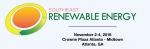 미국 남동부 재생에너지 서밋이 11월 2일부터 4일까지 미국 조지아주 애틀랜타에서 개최된다