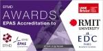 EFMD가 호주, 프랑스, 영국에 소재한 3곳의 기관에 EPAS 인증을 부여했다
