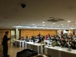 오대교수능연구소가 미애부와 함께 수능D-30전략 강연회를 개최했다