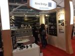 나인브릿지가 KBO 방향제를 세계 최대 규모인 홍콩 메가쇼에 출품한다