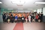 여주시정신건강증진센터가 2016 여주시 생명사랑지킴이 결의대회 및 번개탄 판매 개선 캠페인을 진행했다
