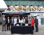 제주도 키즈 테마파크인 파파월드가 국제구호NGO 월드쉐어의 공식후원처로 협약을 체결했다