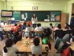 삼전종합사회복지관과 삼전초등학교가 협력하여 어울림 교실 프로그램을 진행했다