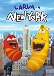 라바 시즌3 라바 인 뉴욕 포스터
