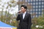 뮤지컬 배우 손준호가 장애 아동·청소년을 위한 나눔 공연을 펼쳤다