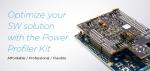 노르딕의 저가격 전력 프로파일러 키트 개발 툴은 간단하게 임베디드 솔루션의 동적인 전력 소모를 측정할 수 있도록 해준다