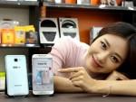 SK텔레콤이 올해 4번째로 선보이는 전용폰 갤럭시A8(2016)을 5일부터 전국 온·오프라인 매장에서 단독 출시한다