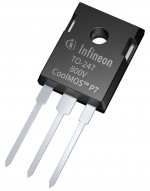 인피니언 테크놀로지스가 5일 800V CoolMOS P7 시리즈를 출시한다