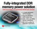 TI 코리아가 업계 최초로 오토모티브 및 산업용 애플리케이션의 DDR(double data rate)2, DDR3, DDR3L 메모리 서브시스템을 위한 완전 통합형 전원 관리 솔루션을 출시한다