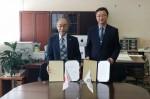 해양수산부 국립수산과학원이 9월 29일 일본 미야자키대학에서 미래 양식산업의 지속적인 발전을 위해 미야자키대학 농학부와 연구협력 양해각서를 체결하고 심포지엄을 가졌다