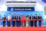 신한은행이 6일 신한베트남은행의 18번째 점포인 동사이공 지점을 호치민 시 2군 지역에 개설하여 베트남 진출 외국계 은행 중 최다 채널을 보유하게 되었다