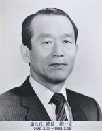건국대 제8대 총장 조일문