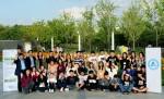 서울 상암동 소재 중학교 학생 30명은 8일 서울에너지드림센터에서 열린 미니C40 국제환경컨퍼런스에 참여해 난지도와 환경 주제에 대해 영어로 토론하는 시간을 가졌다
