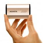 SH트레이딩이 빠른 스피드의 외장 SSD ADATA SE730을 국내시장에 공식 출시한다