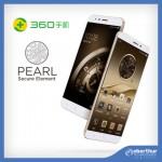 360그룹(360 Group)이 새로 출시한 Q5 및 Q5플러스(Q5 Plus) 스마트폰을 통해 모바일 보안 서비스를 제공하기 위해 OT의 내장형 보안 요소(eSE)인 펄 바이 OT(PEARL by OT®)를 채용했다