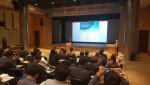 한국철강협회 강관협의회가 13일 오후 2시 서울 강남구 대치동 포스코센터 서관 4층 아트홀에서 내진기준 개정 및 적용사례 세미나를 개최했다