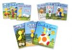 영어교육 전문기업 언어세상이 세계 1위 출판사 펭귄랜덤하우스의 대표 아동도서이자 뉴욕타임즈 베스트셀러 Duck&Goose(이하 덕앤구스) 시리즈를 단독 수입, 80세트를 한정 판매한다