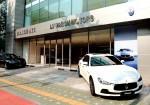 마세라티 공식 딜러인 LV위본모터스가 서울 송파구 방이동에 마세라티 신규 전시장을 오픈했다