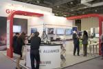 KT는 18일부터 3일간 런던에서 열리는 BBWF(Broadband World Forum)에 참가해 구리선을 활용해 1기가급 속도를 낼 수 있는 기가 와이어(GiGA Wire) 기술을 선보였다