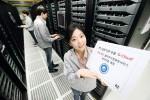 KT의 공공기관용 클라우드 서비스 G-클라우드가 국내 최초로 한국인터넷진흥원(KISA)에서 인증하는 클라우드컴퓨팅서비스 보안인증을 획득했다