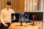 LG전자가 24일 게임에 특화한 21:9 화면비 대화면 모니터를 출시하며 온라인 게임 시장을 적극 공략한다