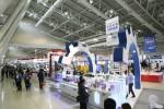 한국국제기계박람회 전시장 전경