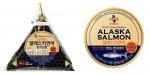 CJ제일제당이 세븐일레븐과 손잡고 CJ알래스카연어를 주재료로 한 알래스카연어 삼각김밥을 출시했다