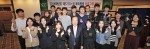 건국대학교가 정건수 총동문회장이 5년째 지원하고 있는 닥터(Dr.) 정 해외탐방프로그램 참가자 5기 해단식을 25일 오후 서울 광진구 건국대 동문회관에서 개최했다