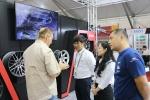 핸즈코퍼레이션이 2016 SEMA SHOW에서 BMW 전용 휠을 선보여 관람객들의 이목을 집중시키고 있다.