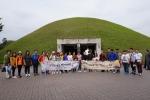 평화다문화센터와 샘다문화학교가 10월 22일 경주 역사기행을 실시하였다